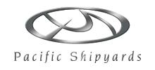 Pacific Shipyards Logo
